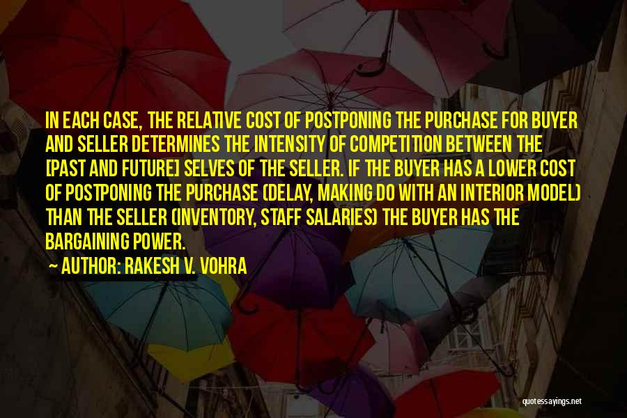 Purchase Quotes By Rakesh V. Vohra