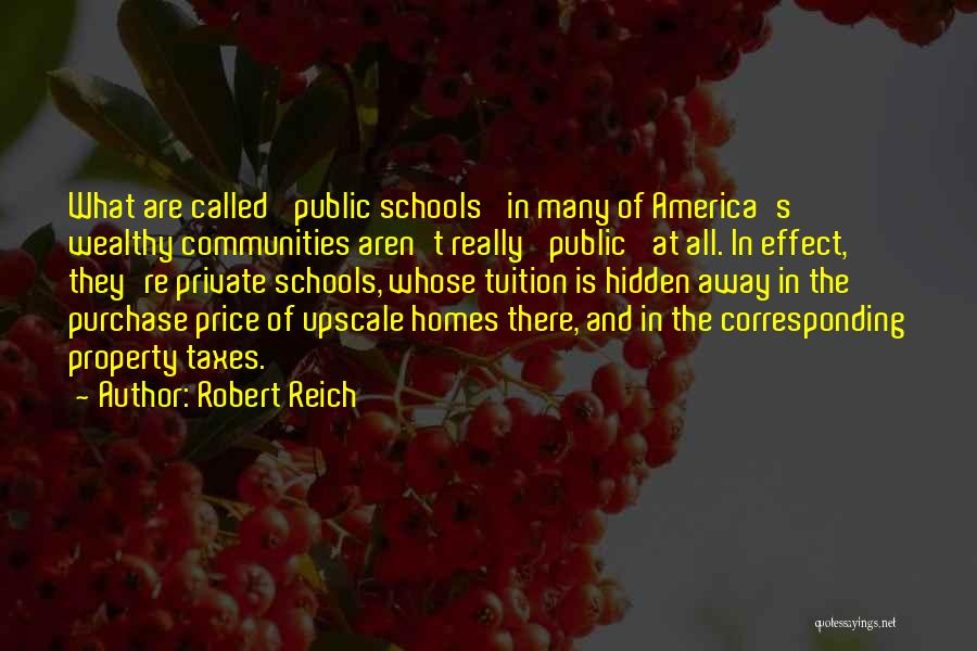 Purchase Quotes By Robert Reich