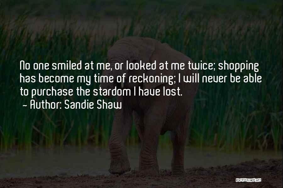 Purchase Quotes By Sandie Shaw