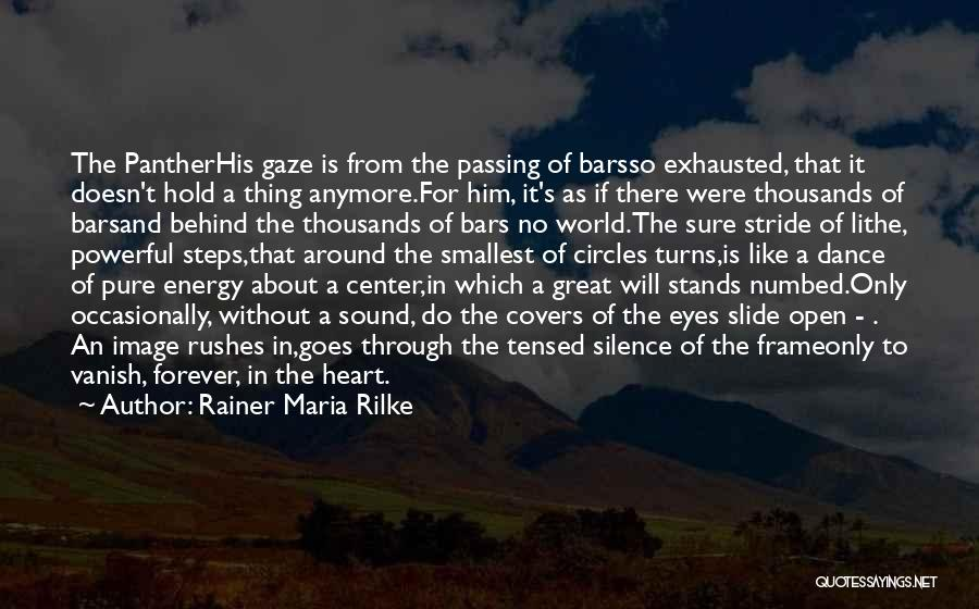Pure From Heart Quotes By Rainer Maria Rilke
