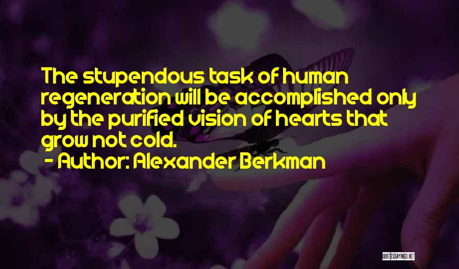 Purified Quotes By Alexander Berkman