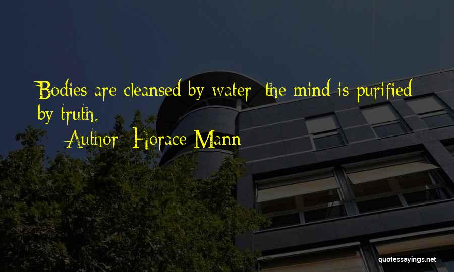 Purified Quotes By Horace Mann