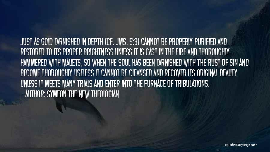 Purified Quotes By Symeon The New Theologian