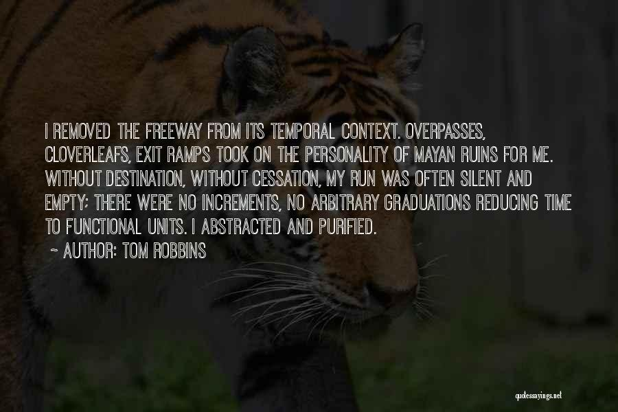 Purified Quotes By Tom Robbins
