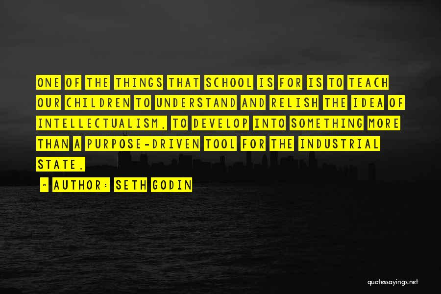 Purpose Driven Quotes By Seth Godin