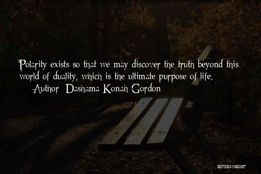 Purpose Of Love Quotes By Dashama Konah Gordon