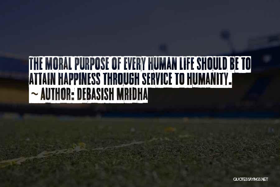 Purpose Of Love Quotes By Debasish Mridha