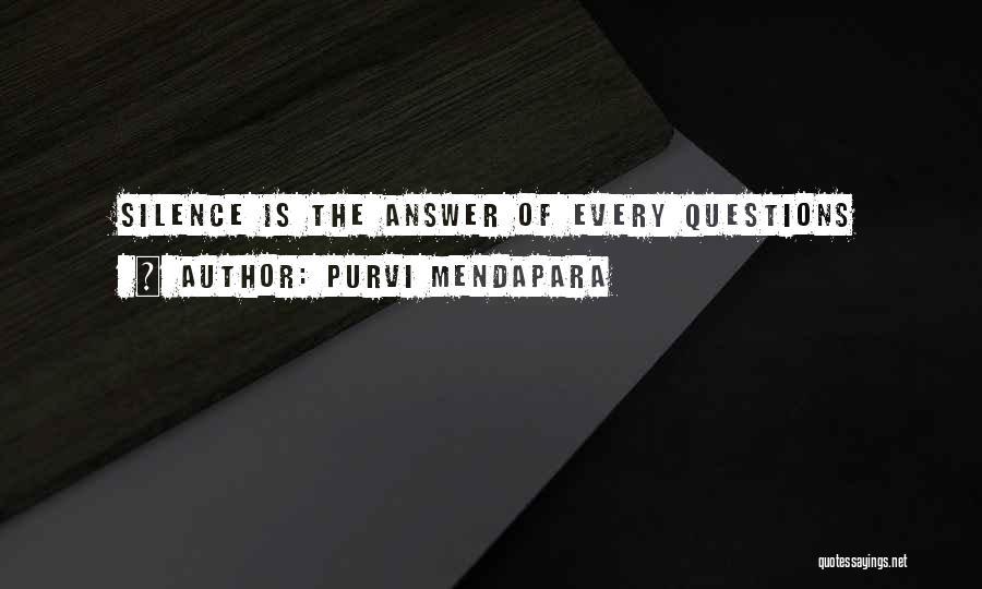 Purvi Mendapara Quotes 551100