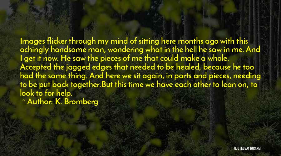 Put Me Through Hell Quotes By K. Bromberg