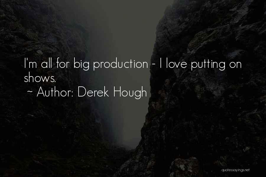 Putting Quotes By Derek Hough