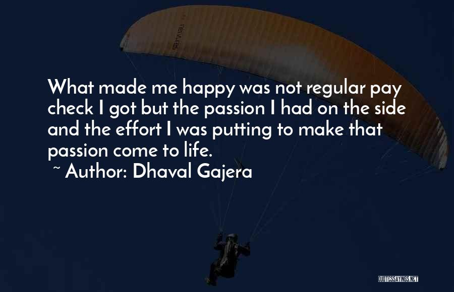 Putting Quotes By Dhaval Gajera
