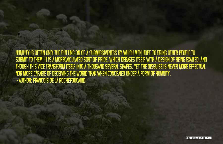 Putting Quotes By Francois De La Rochefoucauld