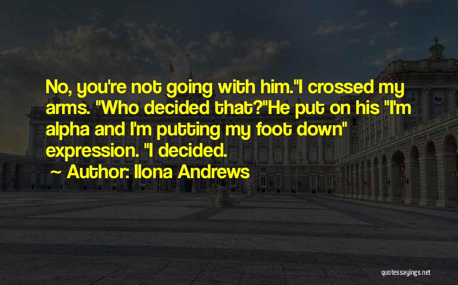 Putting Quotes By Ilona Andrews