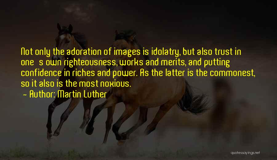 Putting Quotes By Martin Luther