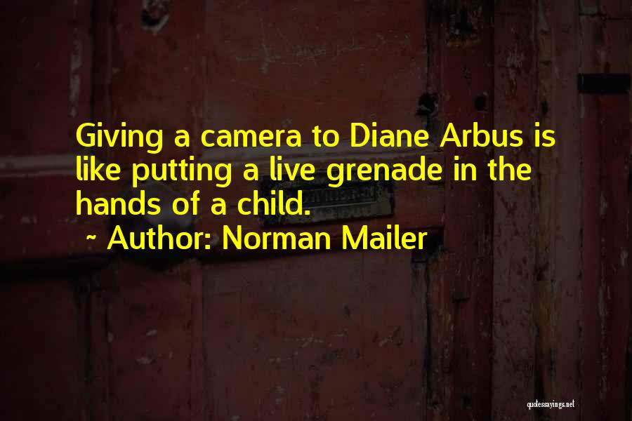 Putting Quotes By Norman Mailer