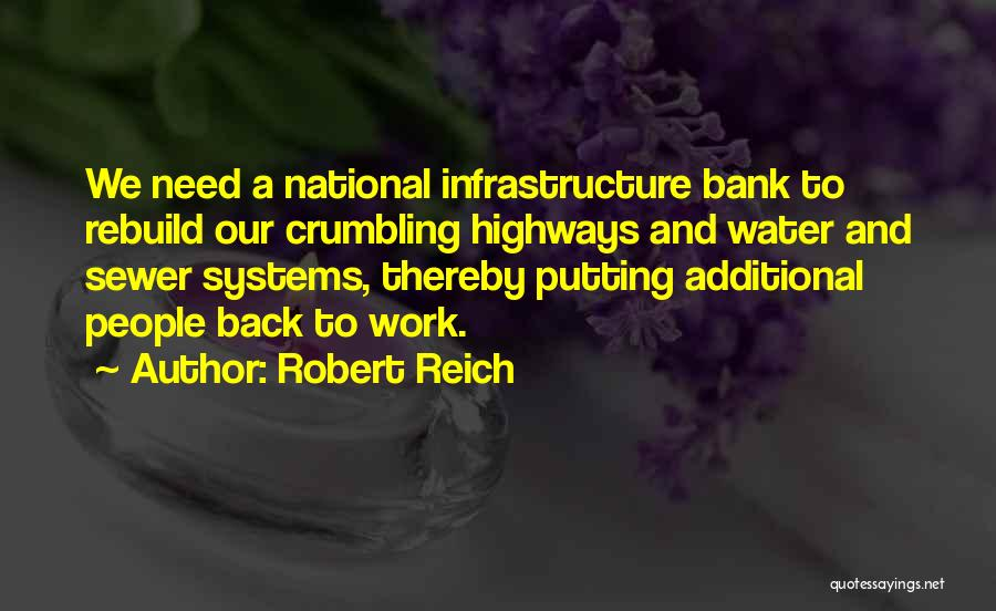 Putting Quotes By Robert Reich