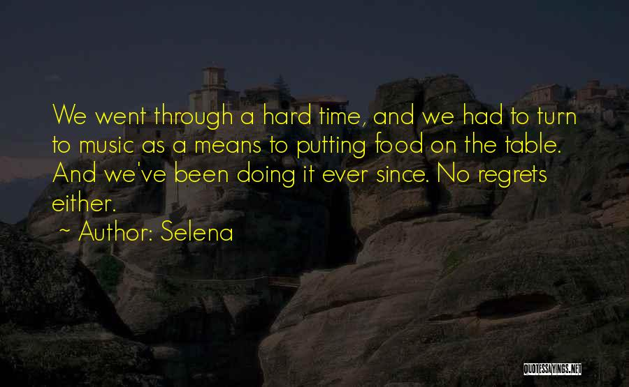 Putting Quotes By Selena