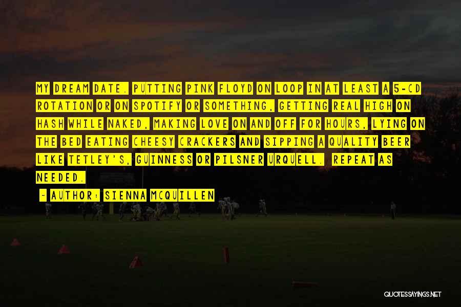 Putting Quotes By Sienna McQuillen