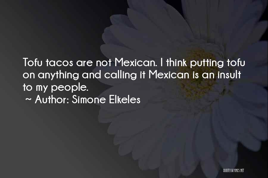 Putting Quotes By Simone Elkeles