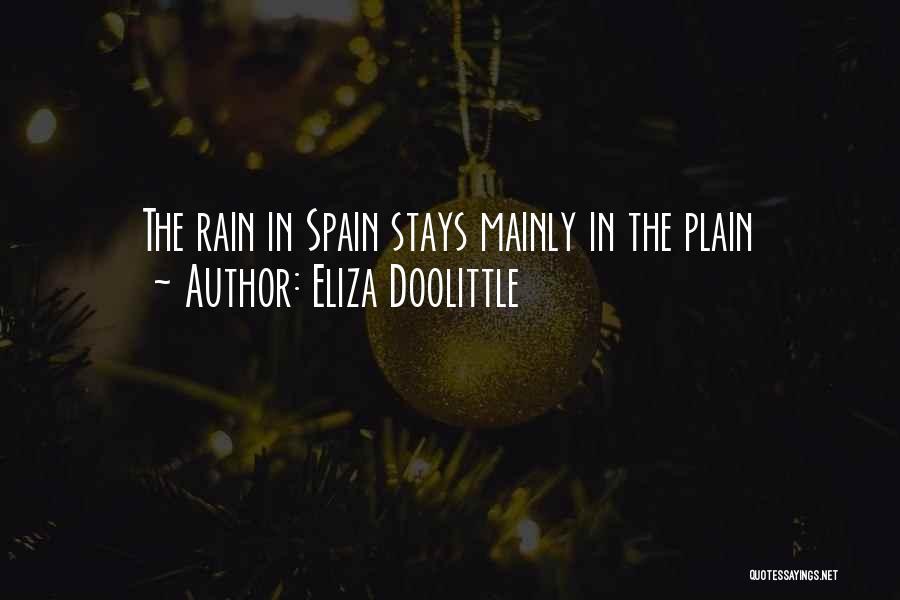 Pygmalion Quotes By Eliza Doolittle