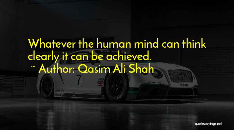Qasim Ali Shah Quotes 284405