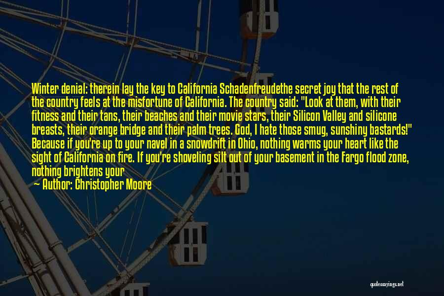 Quantum Of Solace Quotes By Christopher Moore