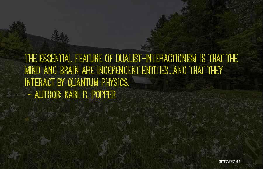 Quantum Quotes By Karl R. Popper