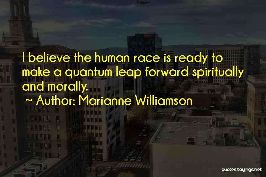 Quantum Quotes By Marianne Williamson