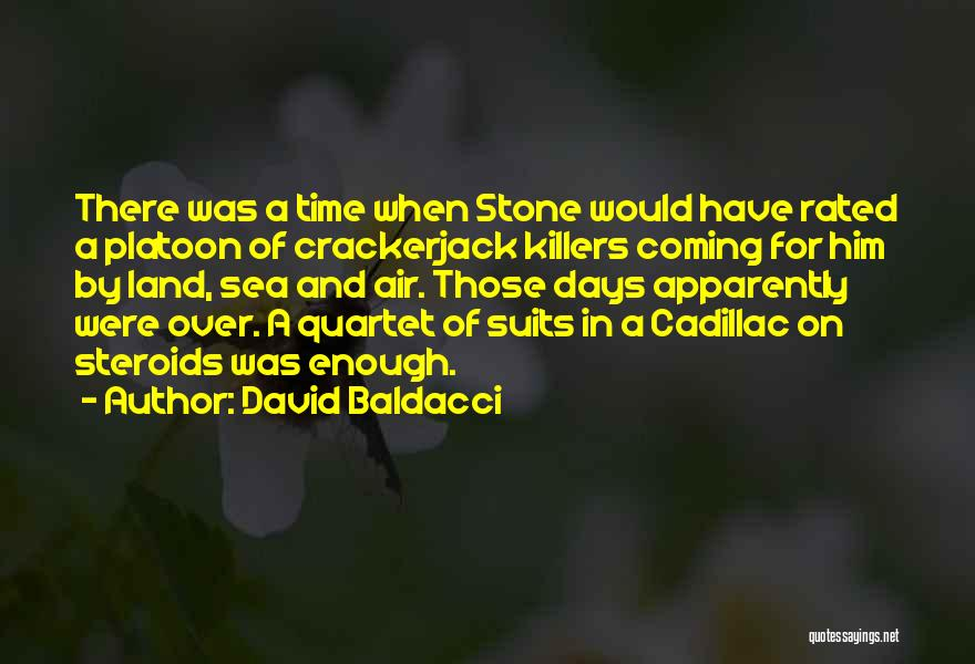 Quartet Quotes By David Baldacci