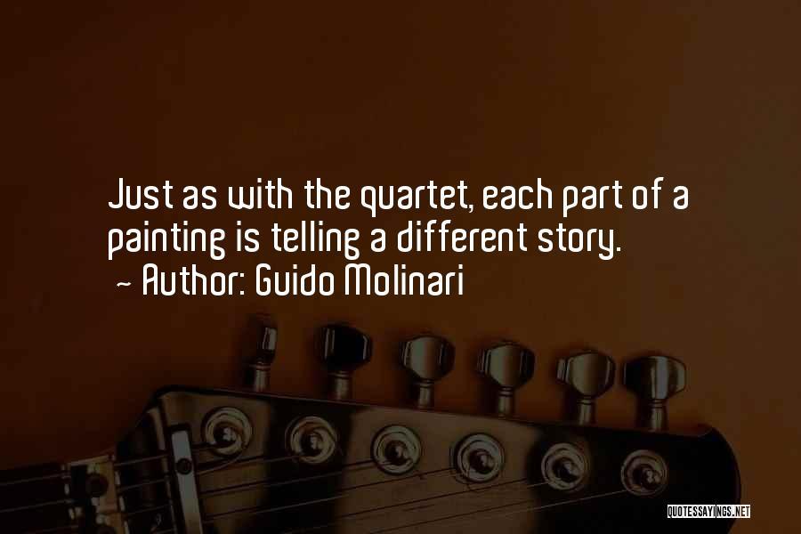 Quartet Quotes By Guido Molinari