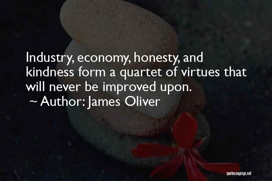 Quartet Quotes By James Oliver