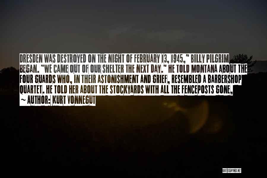 Quartet Quotes By Kurt Vonnegut