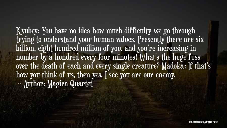 Quartet Quotes By Magica Quartet