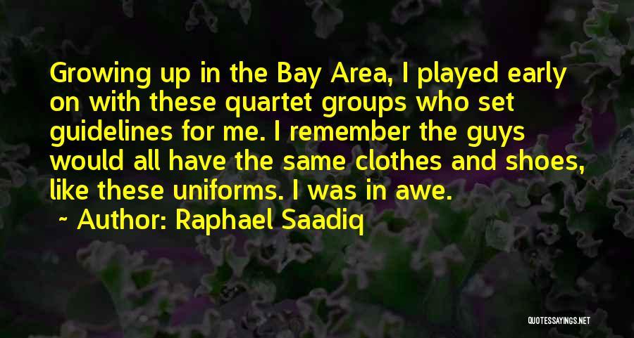 Quartet Quotes By Raphael Saadiq