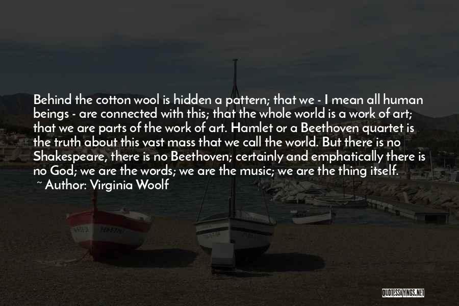 Quartet Quotes By Virginia Woolf