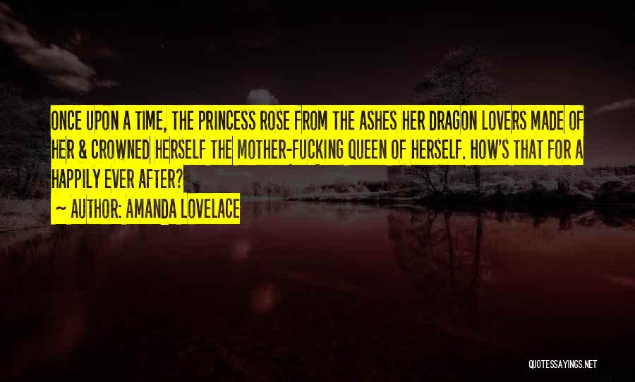 Queen Mother Quotes By Amanda Lovelace