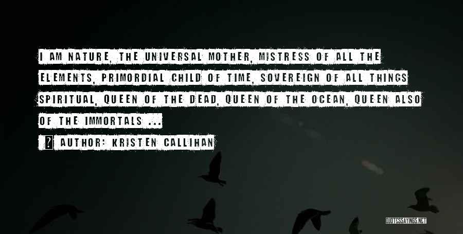 Queen Mother Quotes By Kristen Callihan