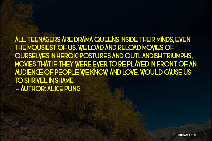 Queens Quotes By Alice Pung