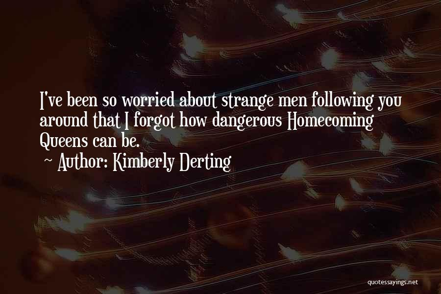 Queens Quotes By Kimberly Derting