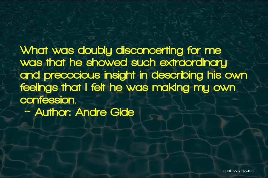 Queer Love Quotes By Andre Gide