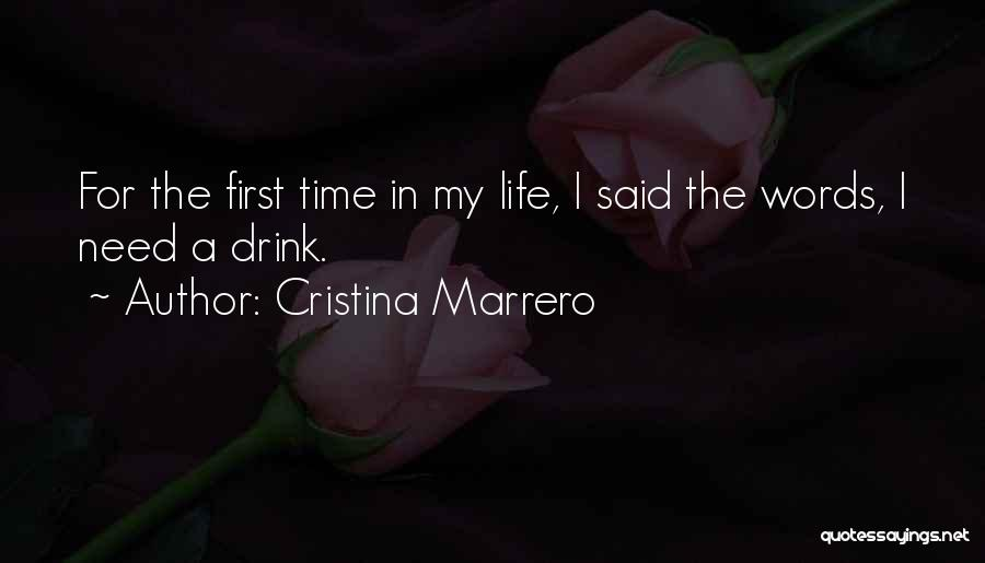 Queer Love Quotes By Cristina Marrero