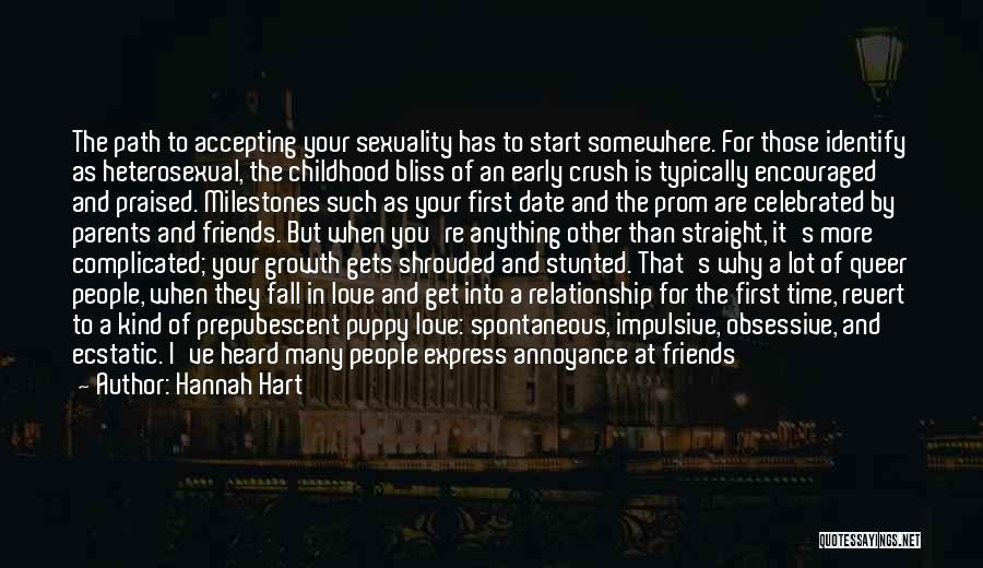 Queer Love Quotes By Hannah Hart