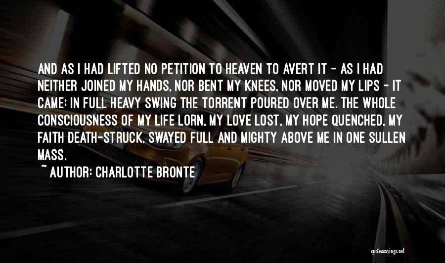 Quenched Quotes By Charlotte Bronte