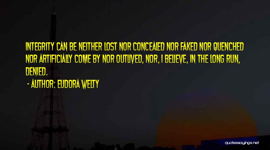 Quenched Quotes By Eudora Welty