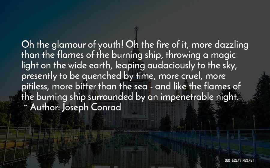 Quenched Quotes By Joseph Conrad