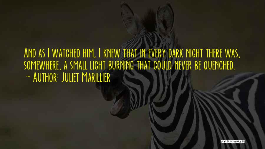 Quenched Quotes By Juliet Marillier