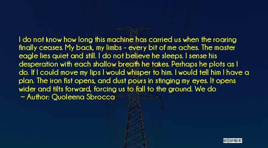 Quiet Desperation Quotes By Quoleena Sbrocca
