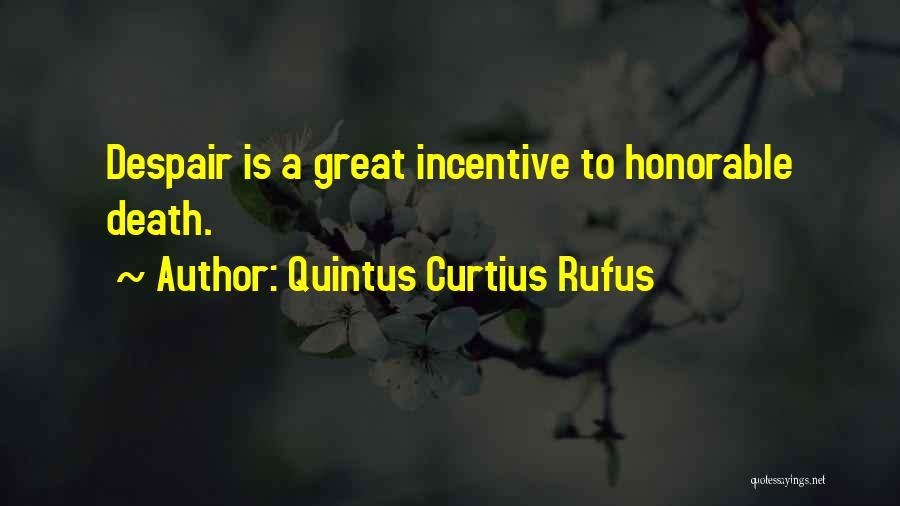 Quintus Curtius Rufus Quotes 1089350
