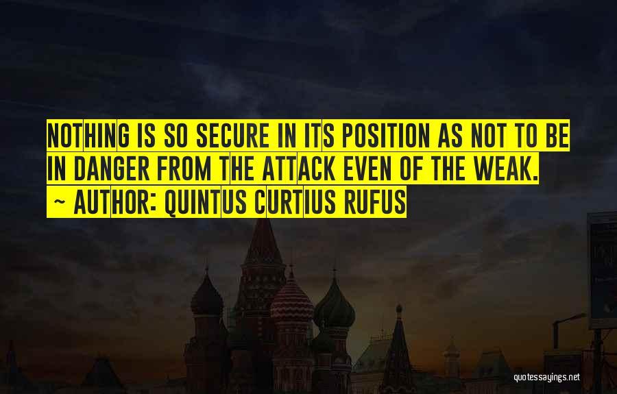 Quintus Curtius Rufus Quotes 1101578
