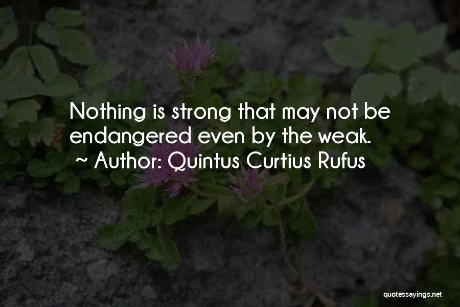 Quintus Curtius Rufus Quotes 1188921